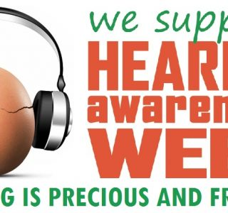 Hearing Awareness Week banner