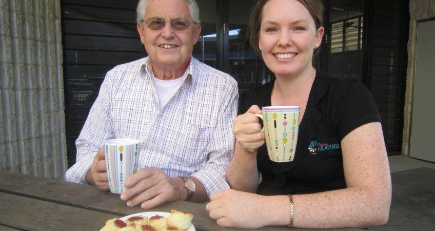 Mackay Hearing - Hearing awareness week morning tea