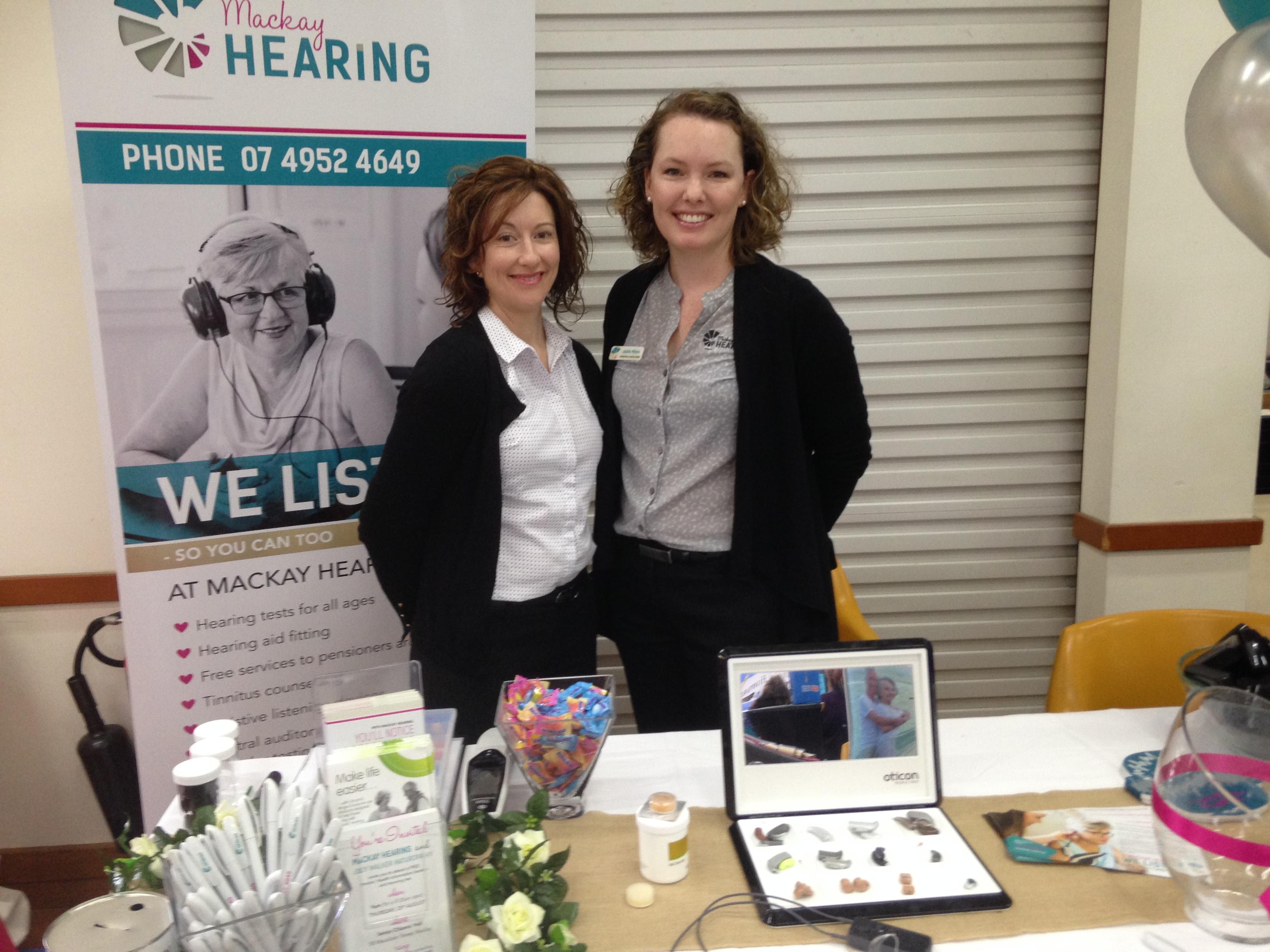 Mackay Hearing - Jodie Miles and Josephine Murphy