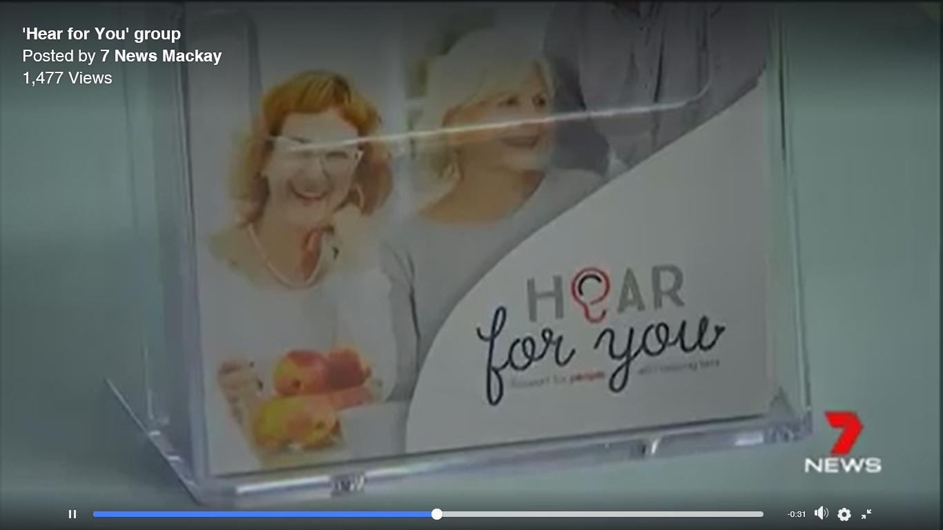 7 News Mackay - Hear for You (Mackay) - Screenshot (secondary)